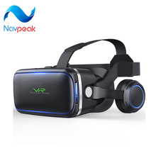 5pcs/lot Immersive VR smart device virtual reality  helmet panorama mirror