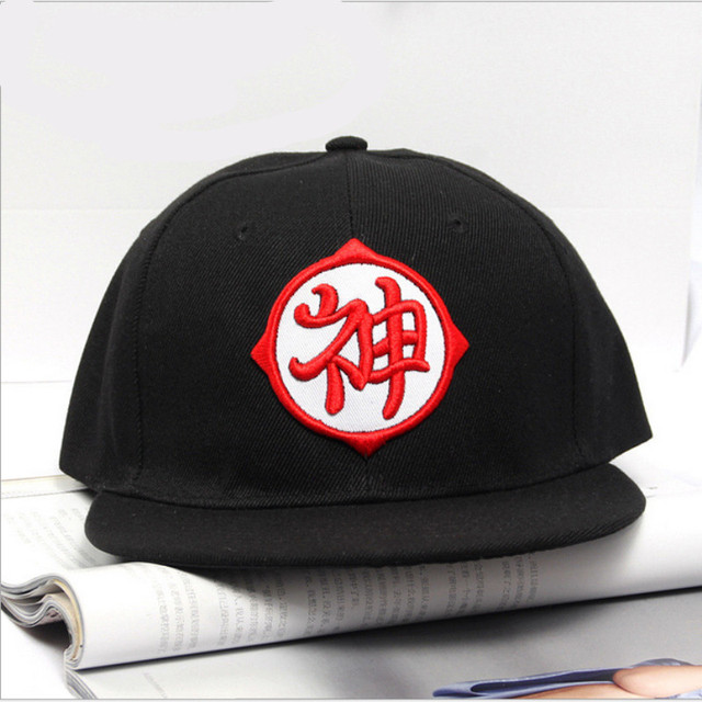 Dragon Ball Snap Back Hats