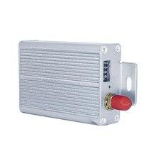 500mW lora 433/400 520mhz トランシーバ rs485 & rs232 lora モデム rf 433 mhz の受信機と送信機 20 キロ lora 長距離データ通信