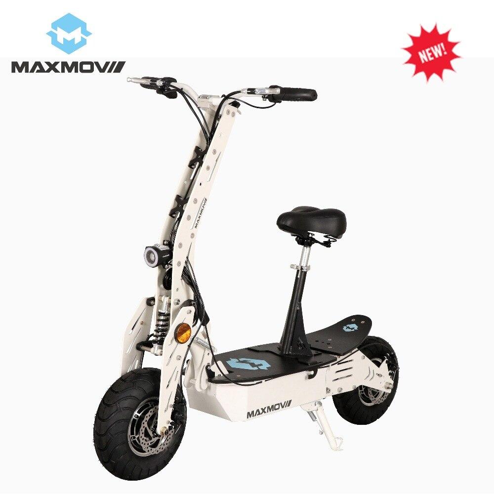 2019 Top vendeur 2000 W 48 V 20AH batterie au Lithium puissant Citycoco électrique moto Scooter