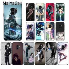 MaiYaCa Anime Yukine Yato Noragami DIY Painted Phone Case for Samsung Galaxy S9 plus S7 edge S6 S10 Lite S10Plus S10E S8 plus(China)