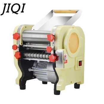 Electric noodles making pressing machine pasta maker noodle cutting machine dough roller commercial and home use 3 mm 9mm EU US - DISCOUNT ITEM  11% OFF All Category