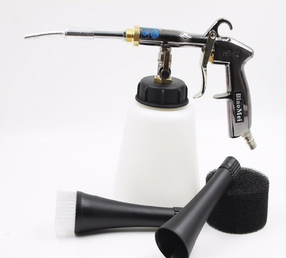 Z 020 K101high Quality Black High Pressure Japanese Stainless Steel Bearring Tube Tornador Gun For