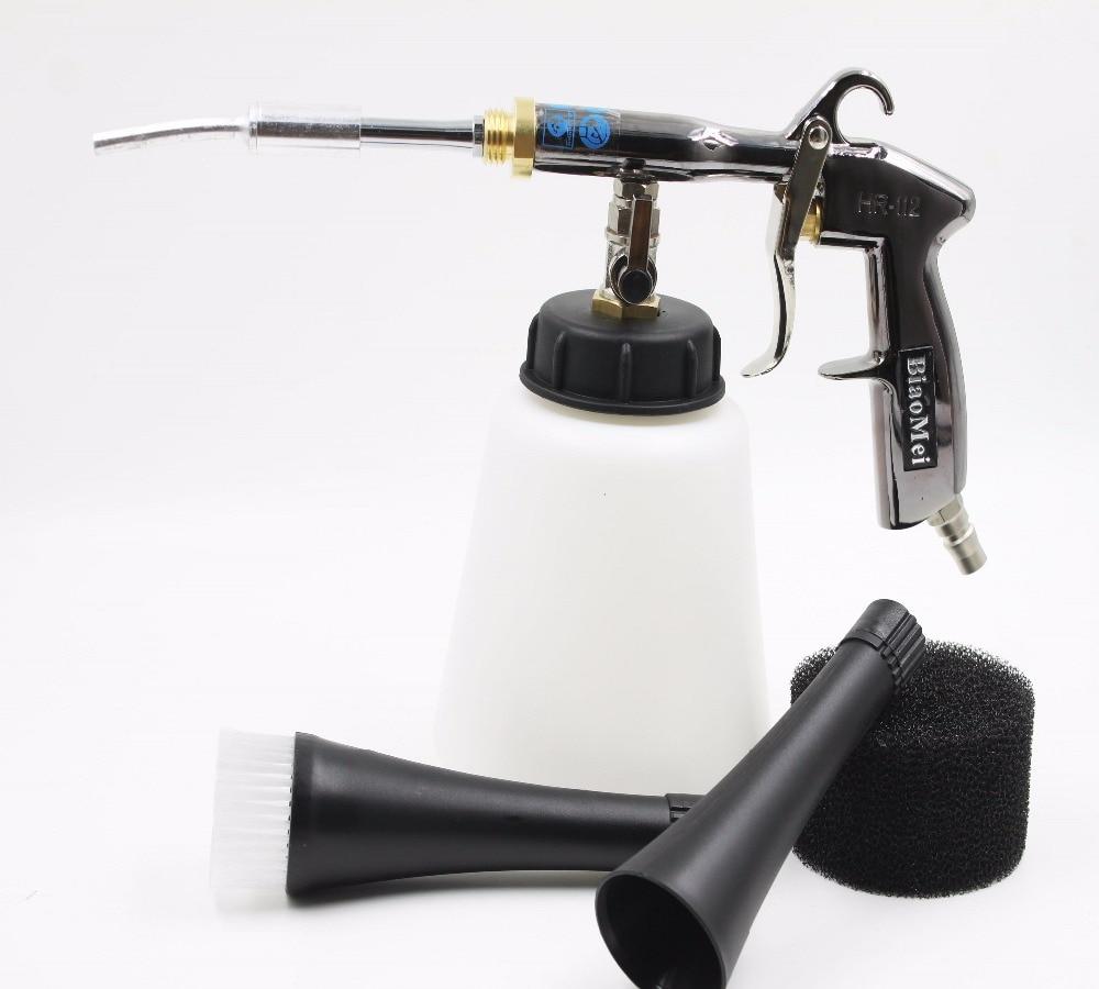(Z-020)K101high quality high pressure japanese stainless steel bearring tube tornado gun for car wash tornador gun