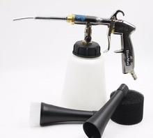 (Z-020) K101high qualität hochdruck japanischen edelstahl bearring rohr tornador pistole für auto washer tornado pistole (1 ganze waffe)