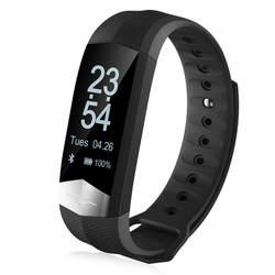 Bluetooth спортивный умный Браслет фитнес-трекер для мужчин и женщин умный пульсометр кровяное давление монитор браслет для Android IOS