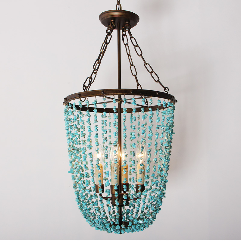 2017 New Great E27 LED Pendant Turquoise Luxury Light modern Creative Iron Lamps for Foyer Dining Room pendant lamp i 210 light turquoise сияющие сменный блок