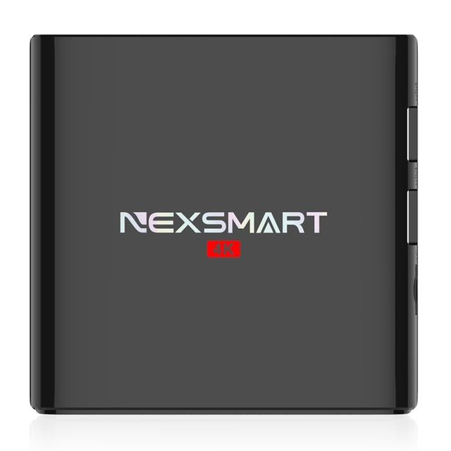 [Auténtica] NEXSMART D32 1G 8G TV Box Caja de la TV Inteligente Quad-core Armcortex A7 Android 5.1 1080 P 4 k KD 16.1 2.4G WiFi Set Top caja