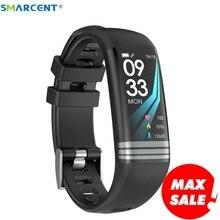 Smarcent G26 Plus Smart Bracelet Heart Rate Fitness Tracker IP67 Waterproof G26S Smart Wristband Blood Pressure Oxygen SmartBand