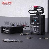 QIANLI Netzteil iPowerMAX test Kabel für iPhone XS MAX X 8G 8P X 7G 7P 6S 6SP 6G 6P DC Power control Draht test linie iPower-in Elektrowerkzeug-Sets aus Werkzeug bei