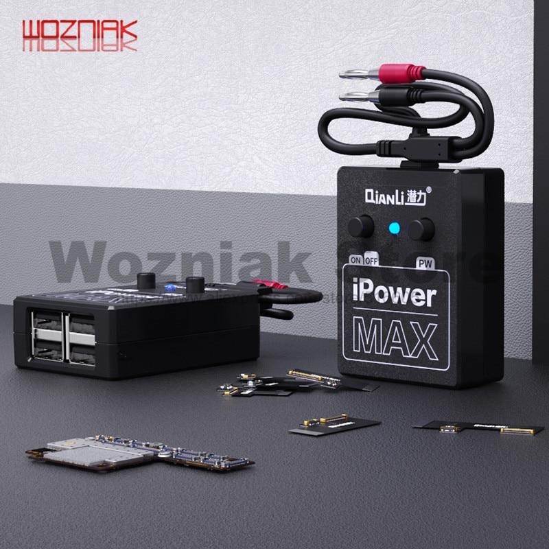 Qianli Voeding Ipowermax Test Kabel Voor Iphone Xs Max X 8G 8P X 7G 7P 6S 6SP 6G 6P Dc Power Control Draad Test Lijn Ipower