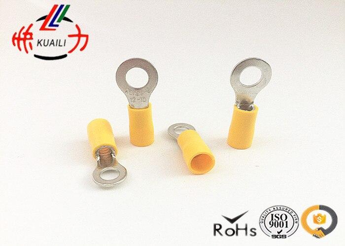 1000 шт медь изолированный кольцо терминал РВ 1.25-5 изолированный кольцевой Разъем