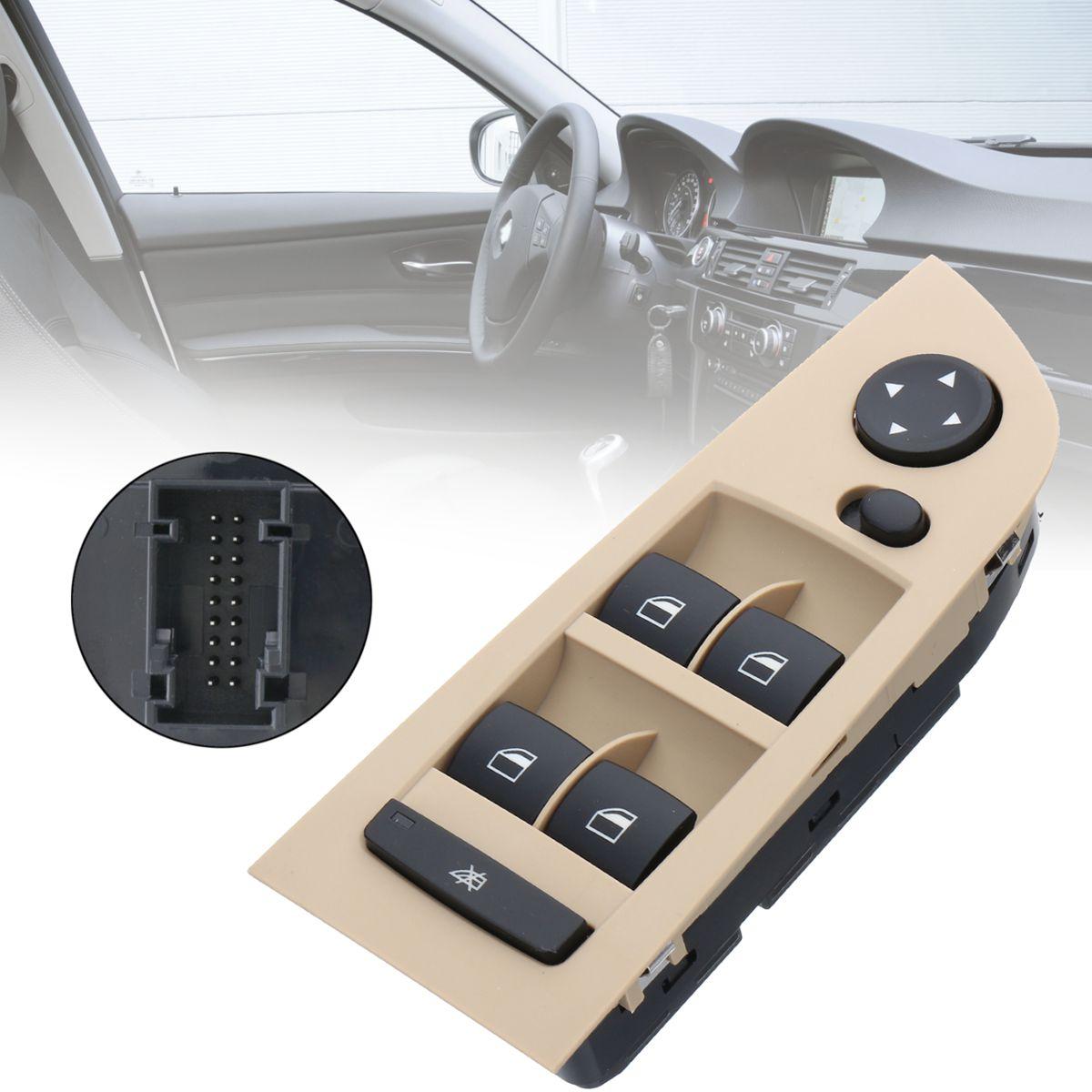 #61319217329 Avant Fenêtre Miroir Master Control Unité Pour BMW E90 LCI 318i 320i 325i 335i 330i 2004 2005 2006 2007 2008