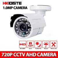 CCTV Camera CCD 2000TVL IR Cut Filter 1MP AHD Camera 720P Waterproof Nightvision Outdoor Bullet Security