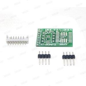 Image 2 - Universal RT809H EMMC Nand Programmierer + Saugen Stift besser als RT809F/TL866CS/TL866A /NAND Freies freies Verschiffen