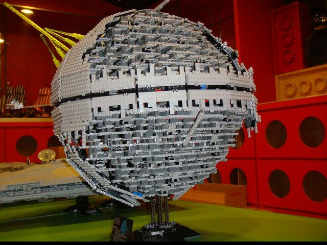 NEW LEPIN 05026 Star Wars UCS Death Star II The second generation 3449pcs Building Block Bricks