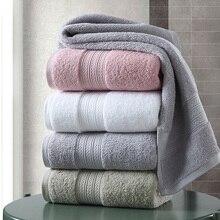 Хлопковый набор полотенец, одноцветное большое толстое банное полотенце для ванной, для рук, для лица, для душа, полотенца для дома и гостиниц для взрослых, toalla de ducha, 3 размера