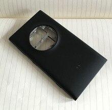 Оригинальный новый для Nokia Lumia 1020 батарейного отсека протектор чехол с аккумулятором задняя Корпус случаях с боковой кнопки
