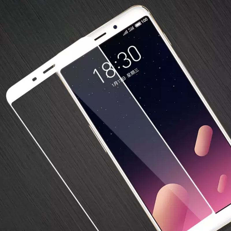 Case On Maisie M5s M6s M3s M5c Tempered Glass For Meizu M6 M5 C M3 S M 5c 5s 6s 3s S6 S5 S3 Screen Protector Protective film 9h image