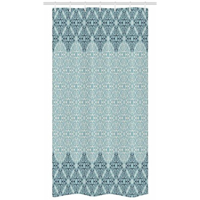 Attirant Vixm Morrocan Stall Shower Curtain Modern With Eastern Ethnic Style Forms  Ivy Frame Like In Two