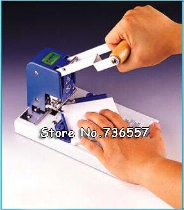 Угловой станок для резки бумаги, ручной работы, радиус R6