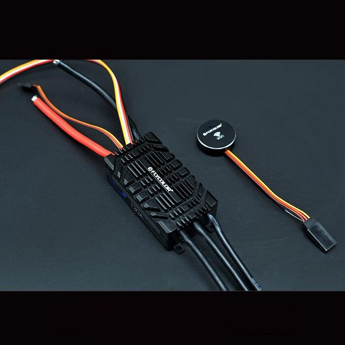 Openrov kit de bricolage testeur de moteur pilote ROV AUV Flycolor Wifi 130A sans balai ESC sous-marin télécommandé véhicule WinDragon