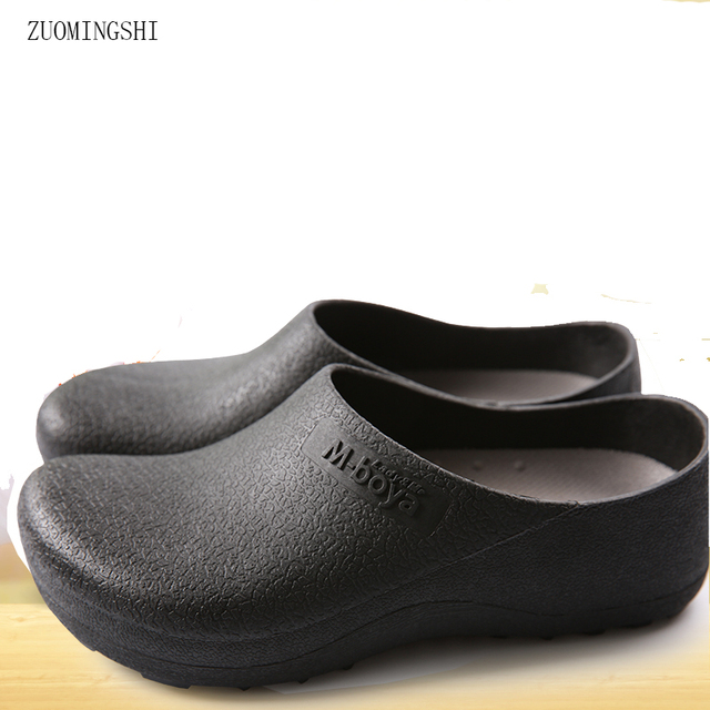 2018 new super chef shoes for kitchen safety shoes in slippers from rh aliexpress com