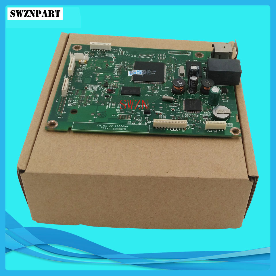 FORMATTER PCA ASSY Formatter Board logic Main Board MainBoard mother board for HP M225 M225DW M225DN CZ232-60001 цена