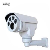 Yalxg CCTV HI3516C SONY IMX222 HD 1080P 4X Auto Zoom 2 8 12mm Varifocal Lens PTZ