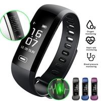 M2 Pro Smart Браслет Фитнес трекер Браслет монитор сердечного ритма крови Давление кислорода спортивные часы Интеллектуальная для iOS Android