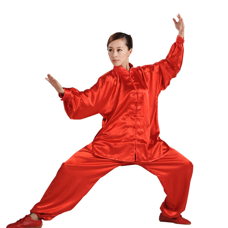 Hot Sell Clothes And Tai Chi Clothing  Martial Arts Practice Performance Clothing
