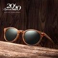 20/20 Brand Classic Hombres Polarizadas gafas de Sol de Las Mujeres Retro Acetato Gafas Remache Unisex gafas de Sol UV400 Shades AT8002