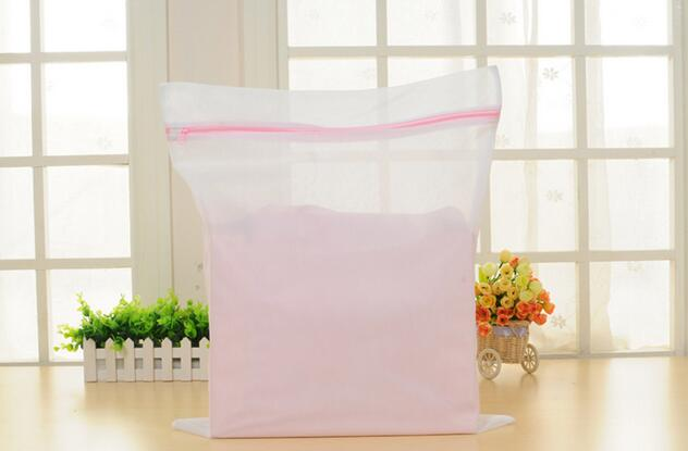 5PCS 60X50CM Wholesale Underwear Laundry Mesh Net Washing Machine Bags Protect Clothes Wash Bag Aid For CANDYKEE