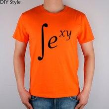 UTN SEXY MATHEMATIK mathematische formeln kurzarm T-shirt Top Lycra Baumwolle Männer t-shirt New DIY Stil