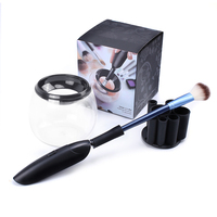 2017 StylPro Makeup Brush Cleaner And Dryer Make Up Cleaning Tools Washing Cosmetic Brush Cleaner Tool