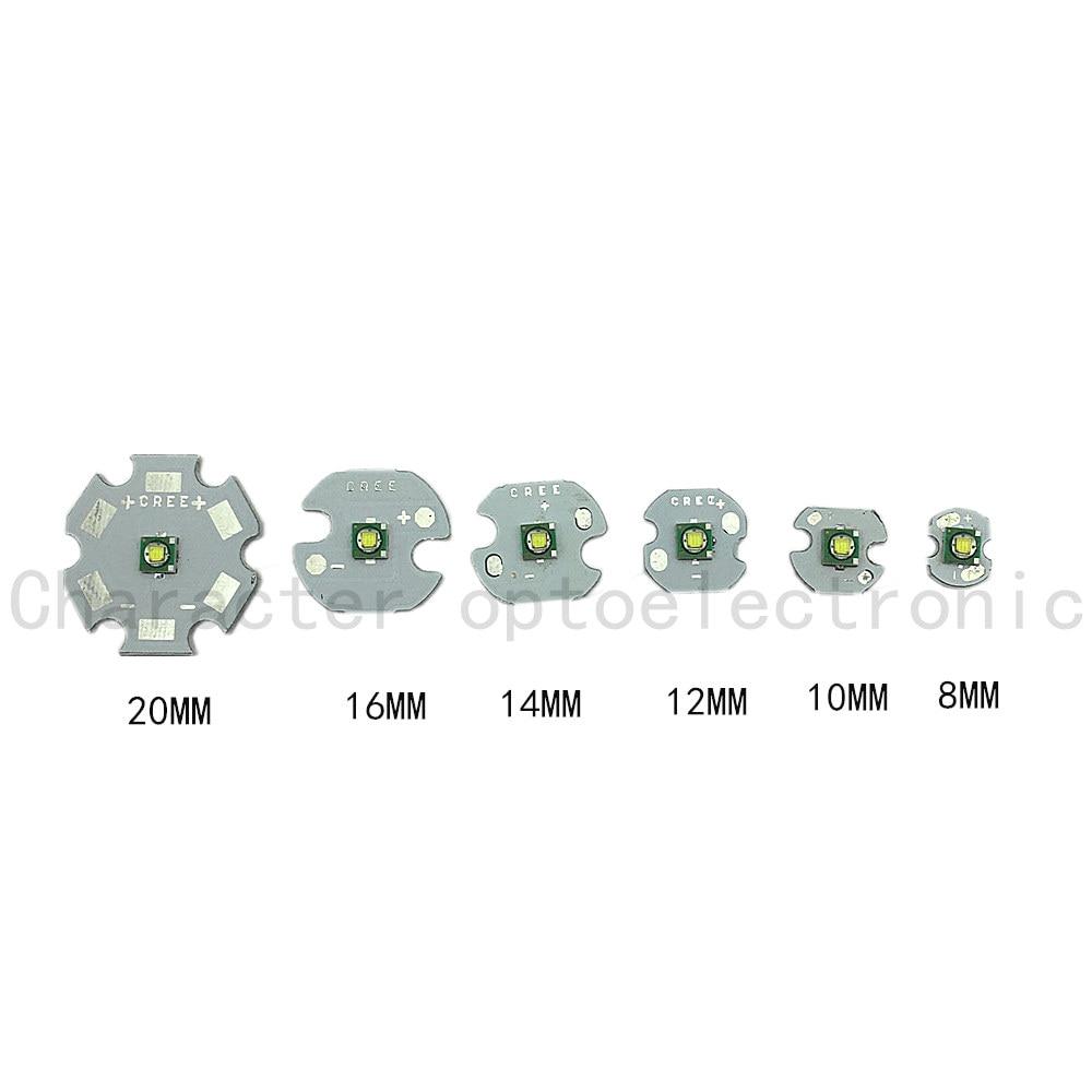 5pcs Cree XP-E R3 1-3W LED Emitter Diode Warm White 3000K Naturally white4000k  Cool White 6500K with20/16/14/12/10/8mm heatsink5pcs Cree XP-E R3 1-3W LED Emitter Diode Warm White 3000K Naturally white4000k  Cool White 6500K with20/16/14/12/10/8mm heatsink