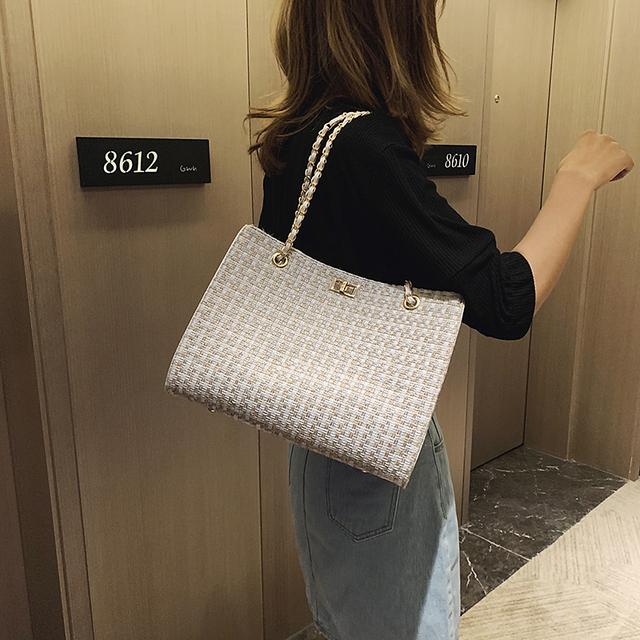Canvas Fashion Shoulder Bags