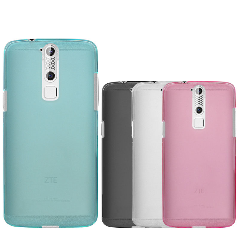 ZTE AXON mini Case Cover Matte TPU Soft Back Cover Phone