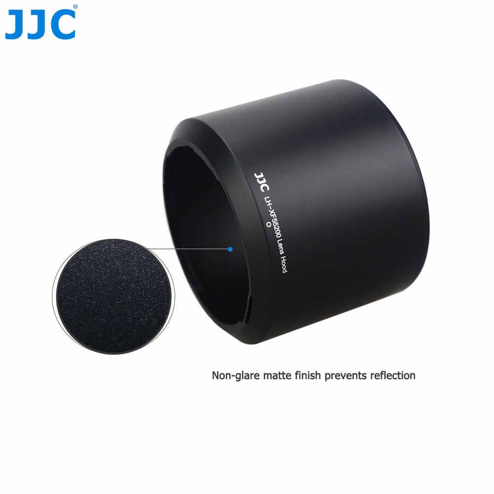 Lens Hood Universal 62mm black for Fujifilm XF 55-200 mm F3.5-4.8 R LM OIS
