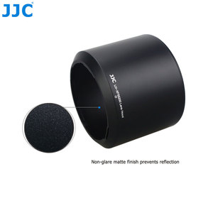 Image 2 - JJC عدسة هود ل فوجي فيلم XF 55 200 مللي متر F3.5 4.8R LM OIS عدسة على X T4 X T200 X A7 X T20 يستبدل FUJIFILM 55 200 مللي متر عدسة الظل