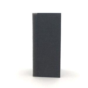 Image 3 - 5 pçs esponja para revestimento de vidro cerâmica aplicador almofada esponja escova de pano chapeado superfície revestimento de cristal esponjas borracha