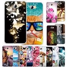 TPU Soft Phone Cases for Huawei Y5 II Y5ii Y52 Cover for huawei y5 ii y5II 5.0″ Case Silicon for Huawei Honor 5A LYO-L21 CUN-U29