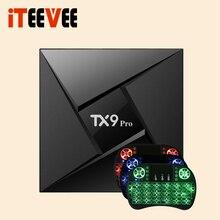 1PC TX9 פרו טלוויזיה תיבת אנדרואיד 7.1 OS RAM 2G 16G ROM Amlogic S912 אוקטה ליבות blueth 4.1 TANIX
