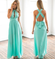 ZKY 2017 Summer Sexy Multiway Bridesmaids Convertible Dress Sexy Women Wrap Maxi Dress Long Dress s robe longue femme