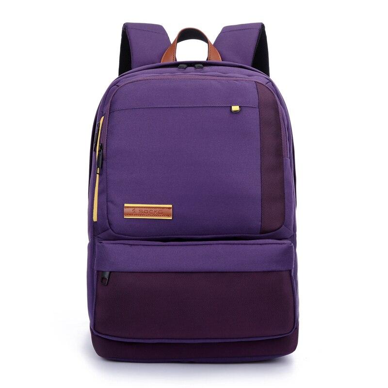 Socko Brand  New Arrival 14.1 Inch Laptop Bag Backpack Men Large Capacity Nylon Compact Men's Backpacks Unisex Women Bagpack 2017 backpack laptop bag mochila masculina men large capacity nylon compact men s backpacks unisex women bagpack school bags