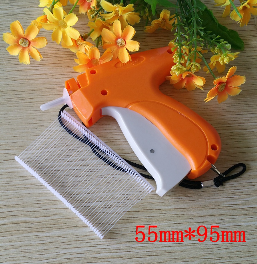 NEW ARRIVAL garment washing instruction tag gun 2015 hot sale factory direct 1pcs tagging +free 2000pcs barbs