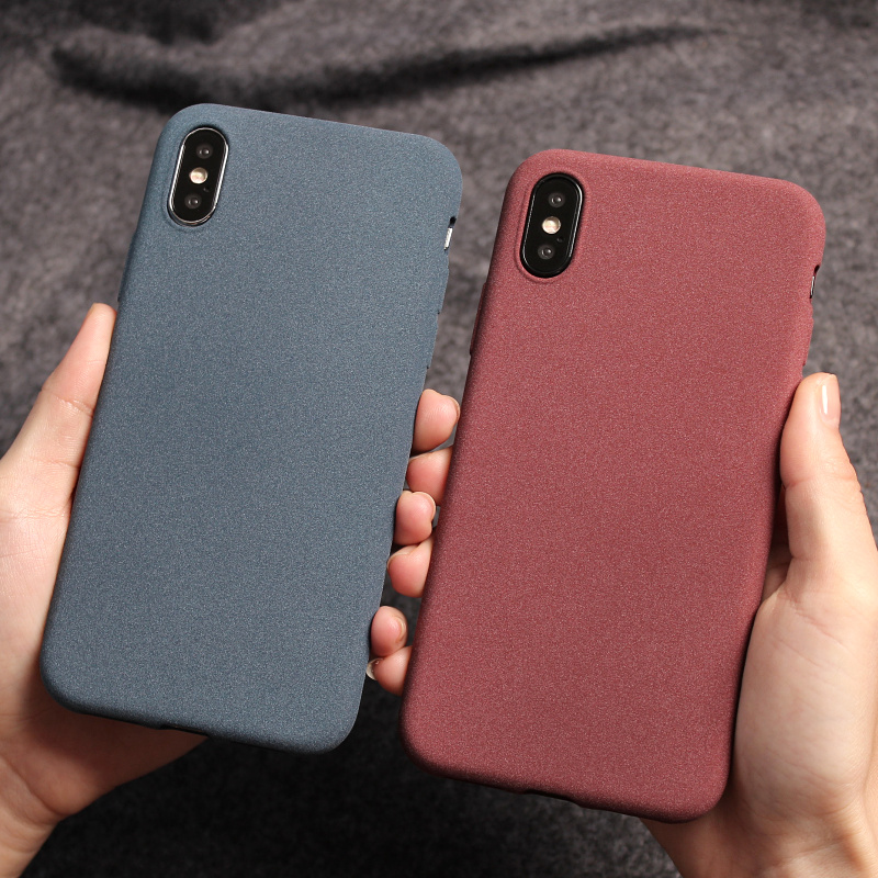 <font><b>Phone</b></font> Case For Oneplus 6T Case For OnePlus 6T 5T 5 <font><b>6</b></font> Case Soft Matte TPU <font><b>Cover</b></font> For <font><b>One</b></font> <font><b>Plus</b></font> 6T 5 <font><b>6</b></font> 1+<font><b>6</b></font> Case Oneplus6 Coque Funda image