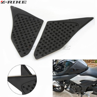 For MT03 LOGO New Motorcycle Accessories Motorcycle Carbon Fiber Tank Decal Pad Sticker Protector For Yamaha MT03 MT 03 MT 03