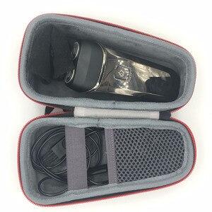 Image 4 - נייד מקרה עבור Philips תער גוזם 1000 3000 5000 S5530 S5420 S5320 S5130 S1510 S3580 EVA תיק אחסון תיבת כיסוי לnorelco