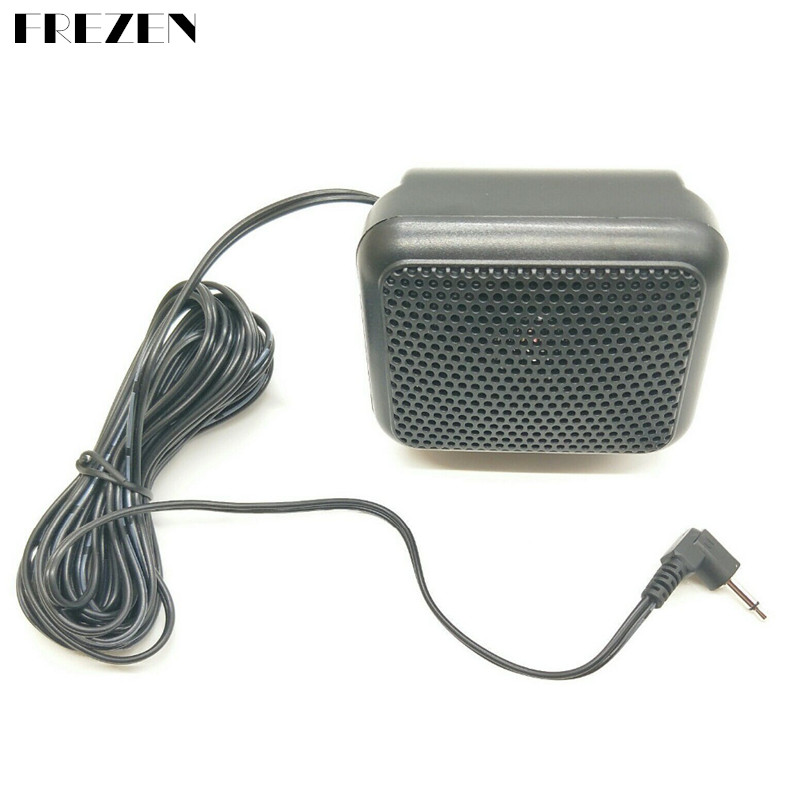 3.5mm P600 Car Radio External Speaker For Yaesu Icom Kenwood Mobile Radio TM481A FT-1807 FT-7900R IC-2720 TYT TH-7800 TH-9800